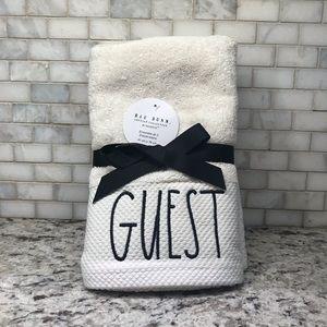 Rae Dunn Towel